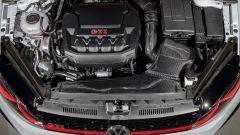Il motore della Golf GTI Next Level tocca i 411 CV grazie ad elementi derivati dall'Audi R8