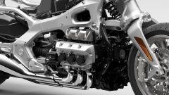 Il motore della Honda GL1800 Gold Wing 2021