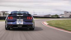Il motore della Mustang Shelby HT350 2019 è sempre il V8 5.2 litri aspirato