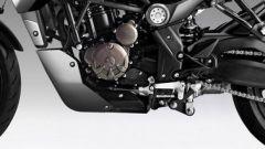 Il motore della MV Agusta F1 300 Junior