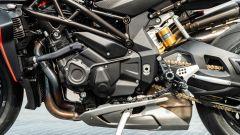Il motore della MV Agusta Rush 1000