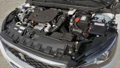 Il motore della Peugeot 308 GT Line in prova è il diesel BlueHDi 1.5 Euro 6 da 130 CV