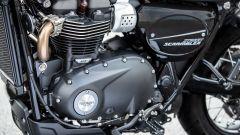 il motore della Triumph Street Scrambler
