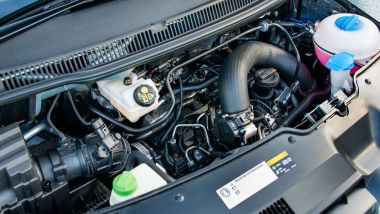 Il motore di Volkswagen California Ocean 6.1