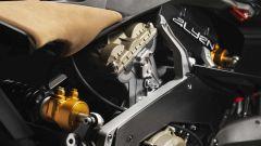 Il motore Ducati della Vyrus Alyen