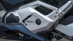 Il motore e il cambio DCT dell'Honda Forza 750