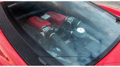 Il motore è quello originale della Ferrari 360 Modena