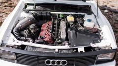 Il motore è stato rivisto, con una maggiorazione della potenza