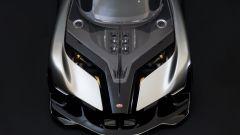 Il motore, grande protagonista di Bugatti La Finale