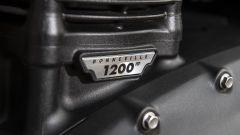 Il motore High Power della Triumph Scrambler 1200 ha 90 cv