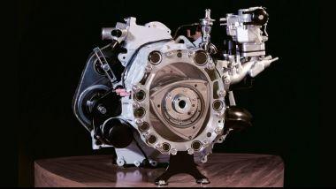 Il motore rotativo Wankel, marchio di fabbrica di Mazda