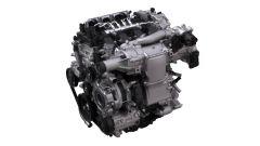 Il motore Skyactiv X della nuova Mazda 3
