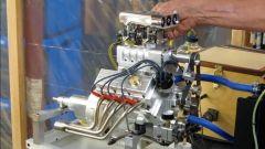 Modellismo: guarda il video del motore V8 in scala