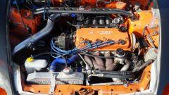Il motore VTEC modificato della Civic-Veyron