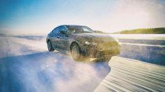 Il muletto della BMW i4