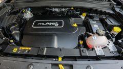 Il Multijet da 2.0 litri e 170 CV è un ottimo compagno di viaggio