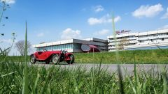 Il Museo Alfa Romeo di Arese ospiterà una prova speciale della Mille Miglia 2018