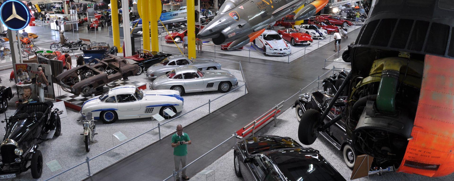 Il Museo dell'Auto e della Tecnica di Sinsheim