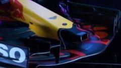 """Il muso anteriore ad """"aspirapolvere"""" - F1 2017, Red Bull RB13"""
