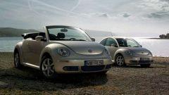 Il New Beetle: ultima incarnazione del Maggiolino Volkswagen