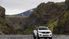 Il Nissan Navara Off-Roader AT32 è sviluppato in collaborazione con Artic Trucks