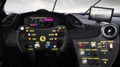 Il nuovo interno della Ferrari 488 Challenge EVO