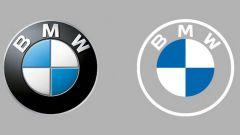 Il nuovo logo BMW