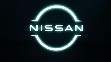 Il nuovo logo Nissan