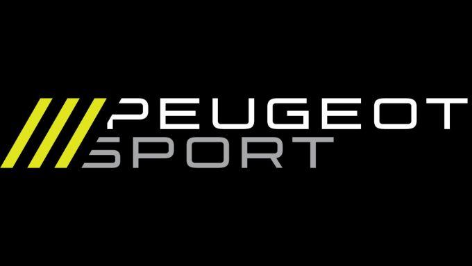 Il nuovo logo Peugeot Sport