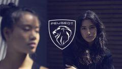 Il nuovo logo Peugeot