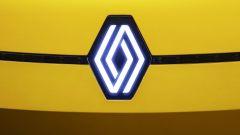 Il nuovo logo Renault