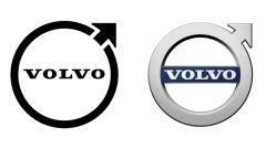 Volvo svela (solo su web e social) il suo nuovo logo