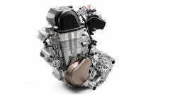 Il nuovo motore Husqvarna 450