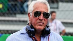 Il nuovo presidente Aston Martin, Lawrence Stroll (Racing Point)