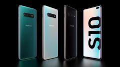 Il nuovo Samsung Galaxy S10+