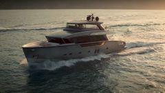 Il nuovo Sanlorenzo SX88 è lo yacht scelto da Valentino Rossi