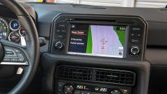 Il nuovo sistema di infotainment della Nissan GT-R