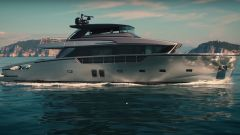 Il nuovo yacht di Valentino Rossi è un Sanlorenzo SX88