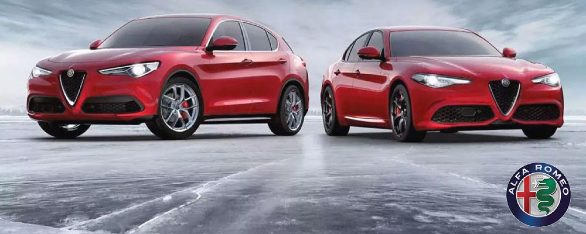 Il pacchetto Alfa Romeo di CarCloud