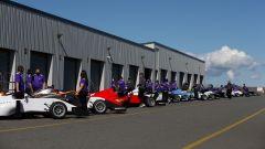 il paddock W-Series 2021