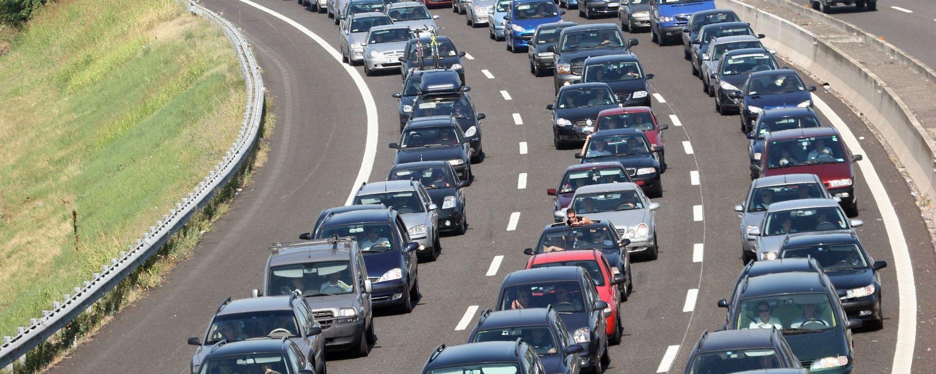 Il parco auto circolante italiano è tra i più vecchi in Europa