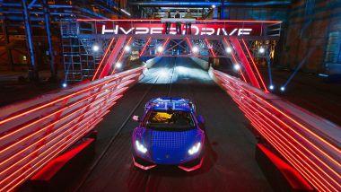 Il pazzesco Hyperdrive