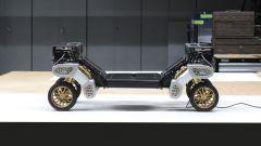 Il pianale di Hyundai TIGER