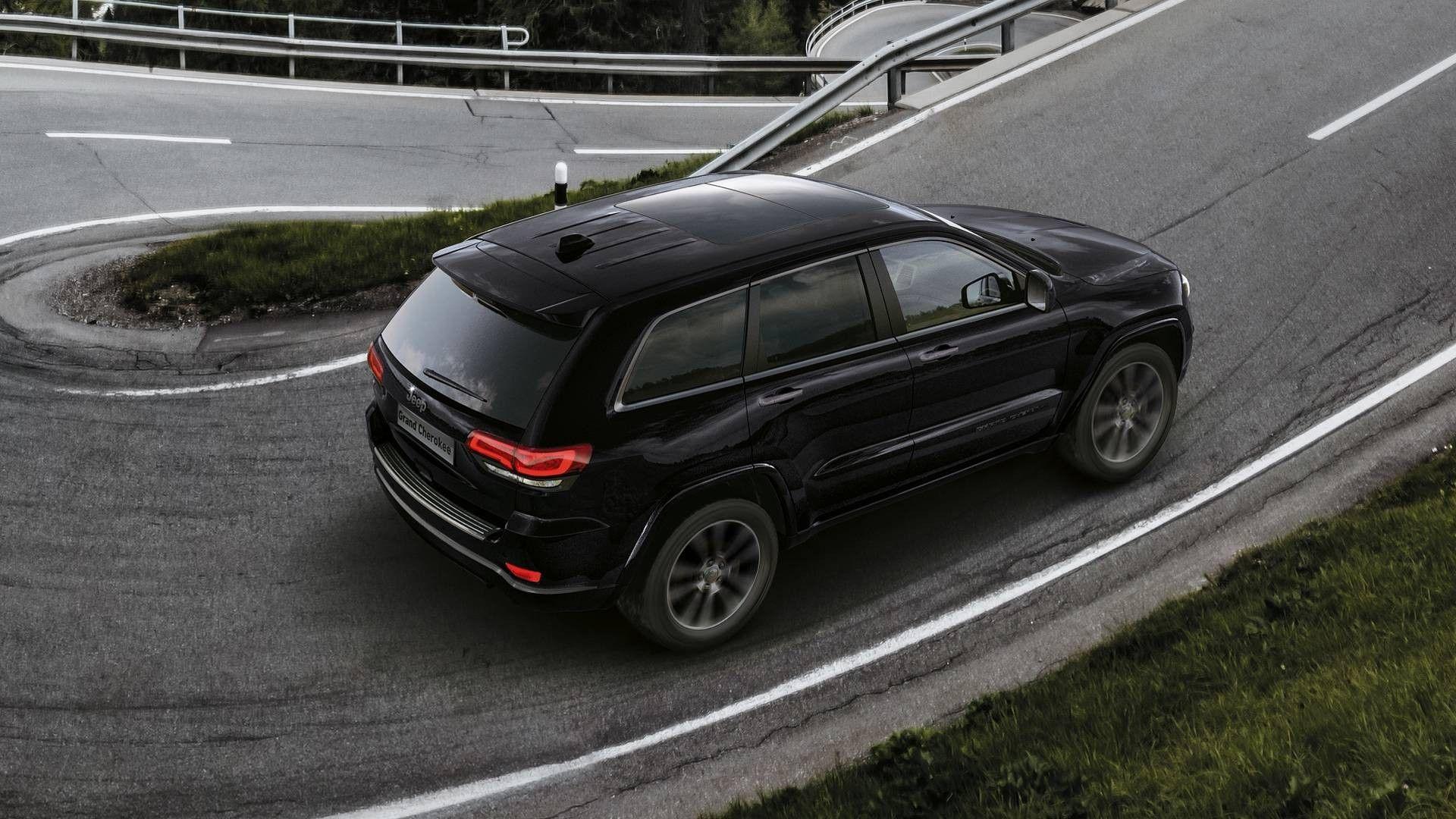Nuova Jeep Grand Cherokee 2020: sarà su base Alfa Romeo ...