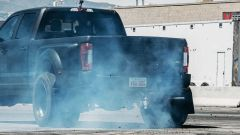 Il pick-up Ford F450 Super Duty si trasforma in auto da drifting