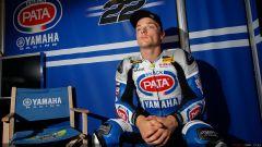Il pilota Yamaha Sylvain Guintoli il più veloce nelle libere - Immagine: 2