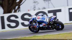 Il pilota Yamaha Sylvain Guintoli il più veloce nelle libere - Immagine: 1