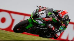 Il pilota Yamaha Sylvain Guintoli il più veloce nelle libere - Immagine: 5