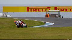 Il pilota Yamaha Sylvain Guintoli il più veloce nelle libere - Immagine: 6