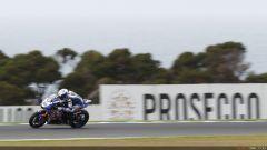 Il pilota Yamaha Sylvain Guintoli il più veloce nelle libere - Immagine: 7